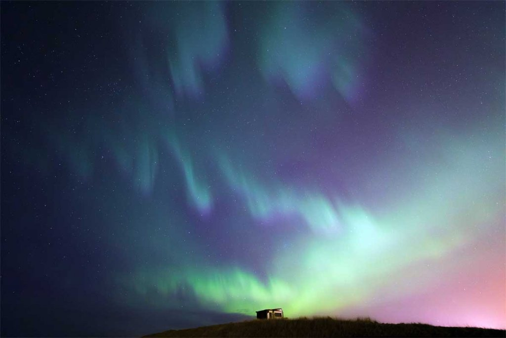 Norther Lights Iceland